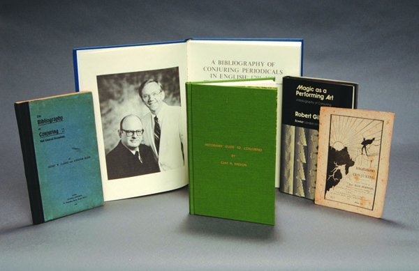 19: (Bibliography) Five Volumes: Biblio. of Conjuring
