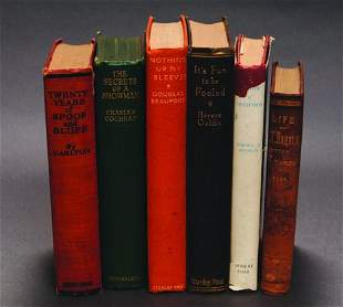 21: (Biography) Six Volumes: It's Fun To Be Fooled