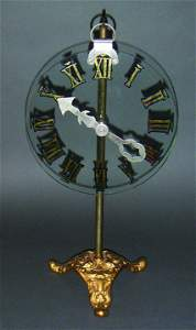 248: (Apparatus) Spirit Clock or Hindoo Clock Mystery.