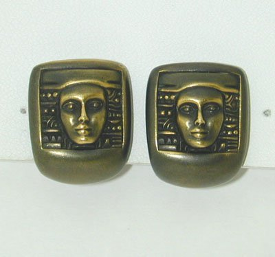 19: KIESELSTEIN CORD 18K  Gold Earrings