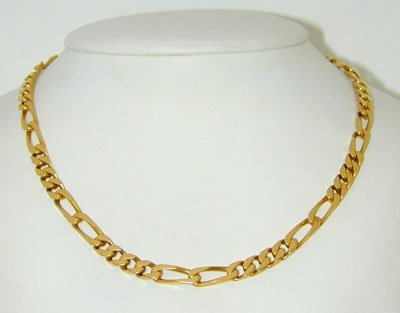 27: CARTIER 18K Yellow Gold Necklace