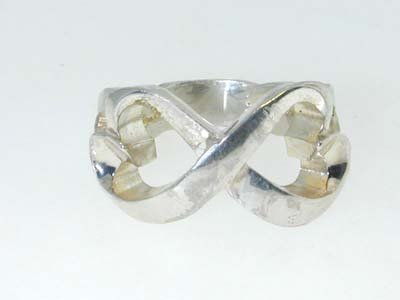 5: 5: Tiffany & Co Silver Ring