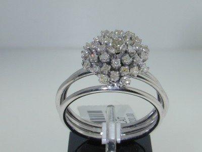 5: 5: 5: Platinum Diamond Ring