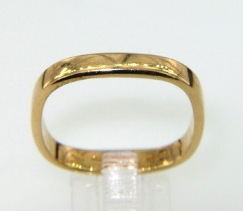 17: Gucci 18K Yellow Gold  Ring