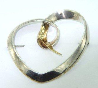 1: Tiffany & Co Silver Pin