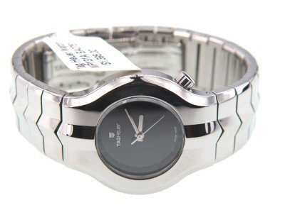 13: Tag Heuer Stainless Steel Watch