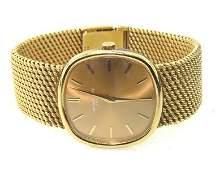 365: Patek Philippe 18K Yellow Gold Wrist Watch