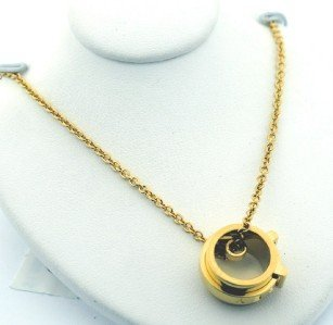 14: Asprey 18K Yellow Gold Necklace