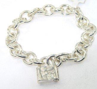 3: Tiffany & Co Silver Bracelet