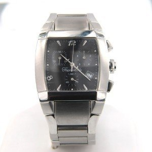 Faconnable Stainless Steel Mens Wristwatch