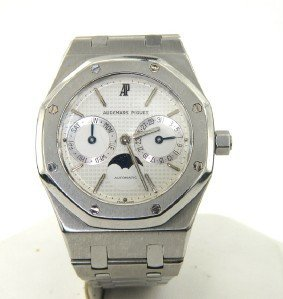 30: Audemars Piguet Day Date with Moon Phase Watch