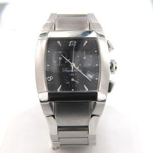 16: Faconnable Stainless Steel Mens Wristwatch