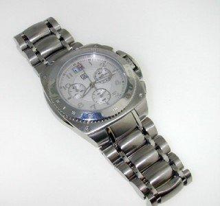 14: ESQ DateJust Stainless Steel Watch