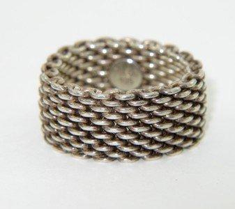 5: Tiffany & Co Silver Ring