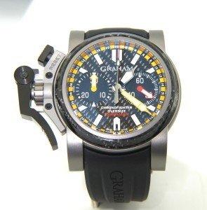 209: Graham Chronofighter Oversize Commander Watch