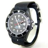 Rolex Submariner Oyster Perpetual Chronometer Watch