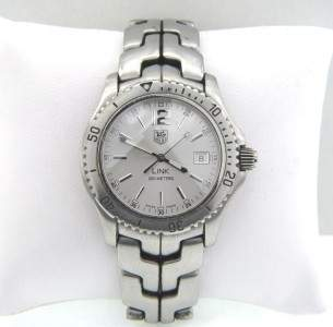 Tag Heuer Stainless Steel Professional DateJust Watc