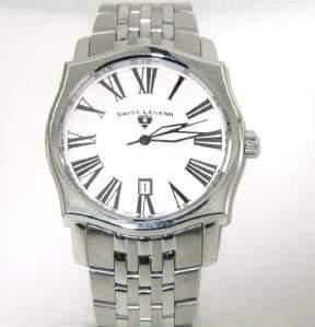 Swiss Legend Stainless Steel Watch