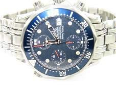 33: Omega Professional Chronograph Mens Wristwatch