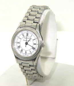 20A: Tiffany & Co Stainless Steel Watch