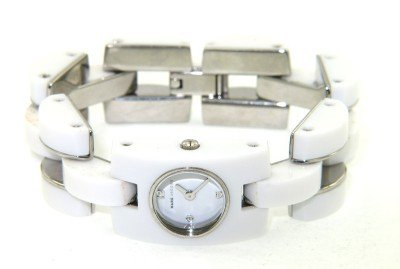 10B: Marc Jacobs Stainless Steel  Watch.
