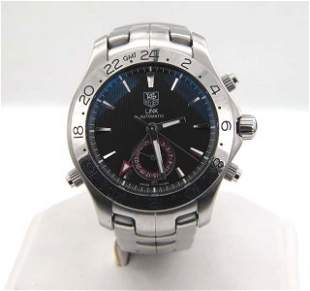 Tag Heuer Stainless Steel Automatic Men Watch