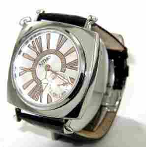 Ritmo Stainless Steel Watch