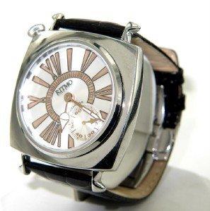 19: Ritmo Stainless Steel  Watch