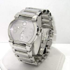 Fred Stainless Steel Date Just Watch