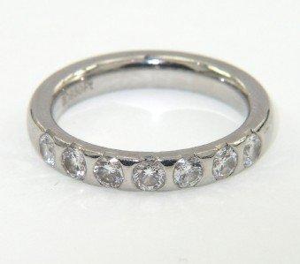 2: Platinum Diamond Ring