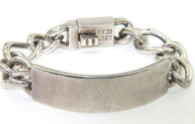 18: Ralph Lauren Silver Bracelet