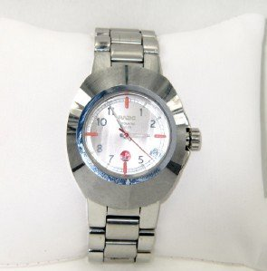 4A: Rado Automatic Stainless Steel DateJust Mens Watch