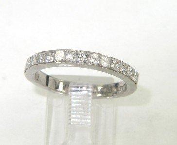 7: Platinum Diamond Ring