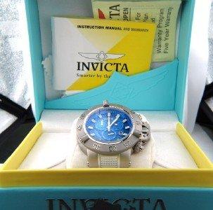 4: Invicta Subaqua Stainless Steel Chronograph Watch