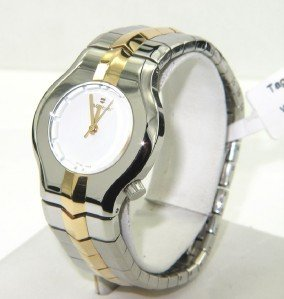 12: Tag Heuer Two-Toned Stainless Steel Watch
