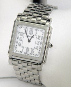 2A: Tiffany & Co Stainless Steel Watch