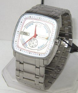 Dolce & Gabbana Stainless Steel Watch