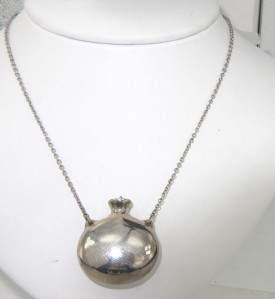 Tiffany & Co Perretti Silver Necklace