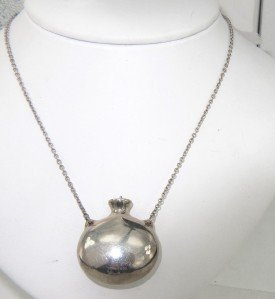 Tiffany & Co Perretti Silver Necklace