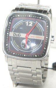 2: Dolce & Gabbana Stainless Steel Watch