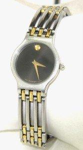 3: Movado 2-Tone Stainless Steel Quartz Watch
