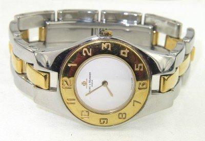 9: Baume & Mercier 2 -Toned Stainless Steel Watch