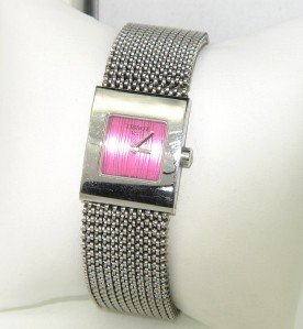11: Tissot Stainless Steel Watch