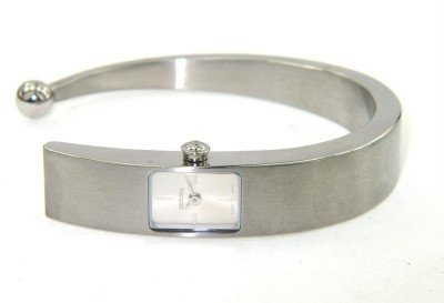 6: Milus Stainless Steel Bangle Watch