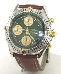 Breitling Stainless Steel Chronograph Mens watch