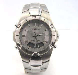 42: Armitron Stainless Steel  Watch