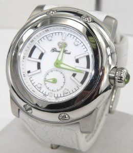 13: Glam Rock Stainless Steel Watch