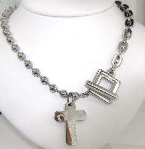 3A: Dolce & Gabbana Silver Necklace