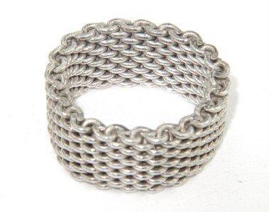9: Tiffany & Co Silver Ring