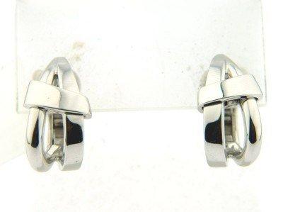 3: Asprey 18K White Gold Earrings